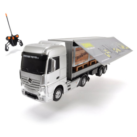 DICKIE TOYS RC Radiostyrd bil - Mercedes Benz Actros