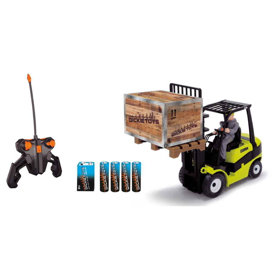 DICKIE TOYS RC - RC Forklift, RTR