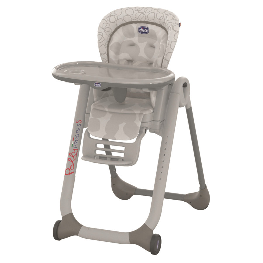 CHICCO Barnstol  Polly Progres5 Grey
