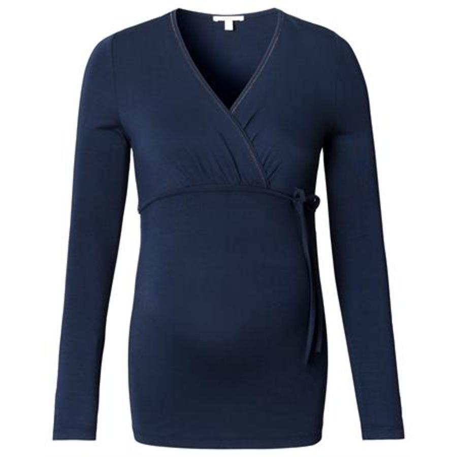 ESPRIT Camiseta de enfermera azul oscuro