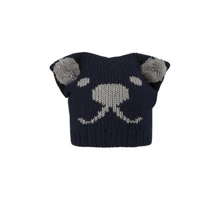 Döll Blazer a maglia per cappello da vaso blu navy