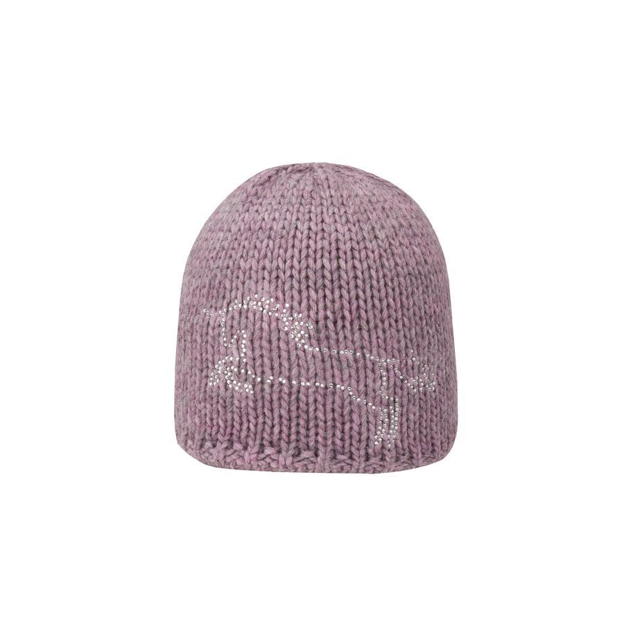 Döll Girl s Sombrero de maceta caballo rosa