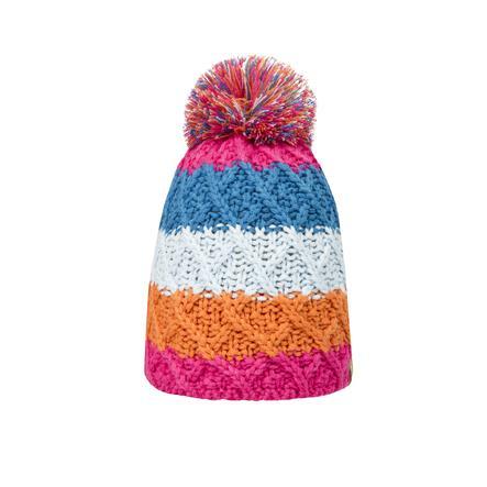 DÖLL Bonnet à pompon tricoté, Fille, multicolore