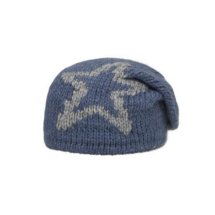 Döll Boys Niebieski kapelusz z dzianiny