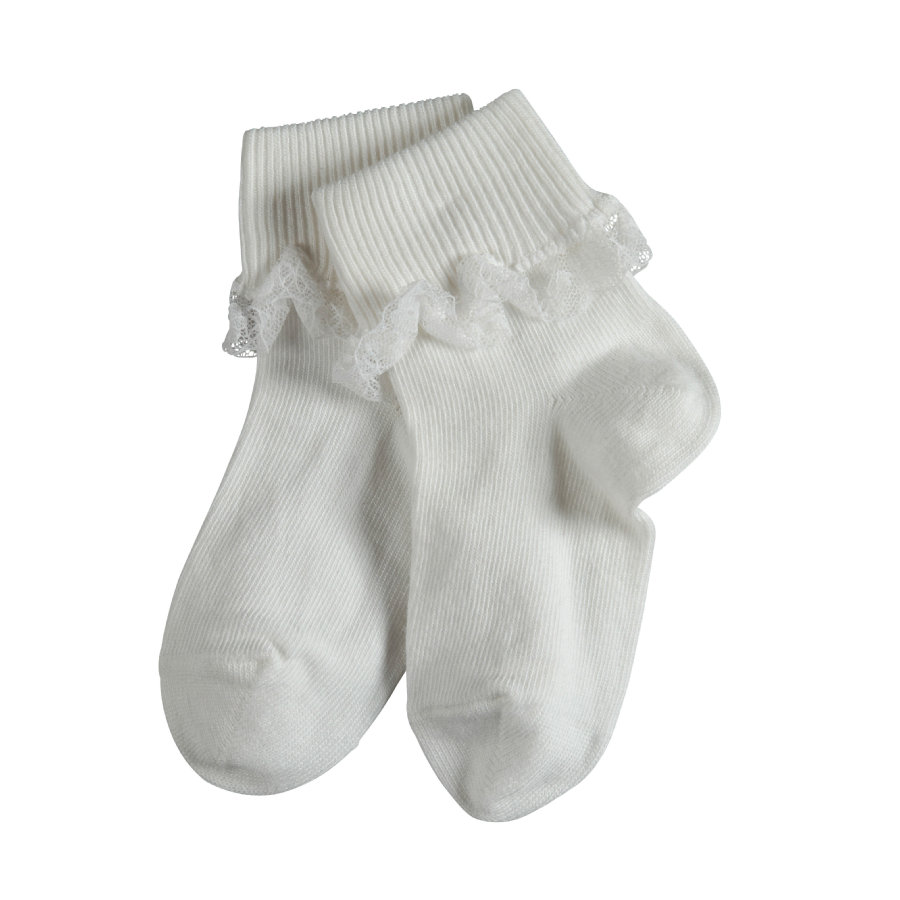 FALKE Girls Socken Romantic white
