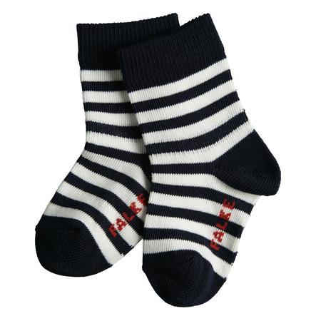 FALKE Socken Stripes marine