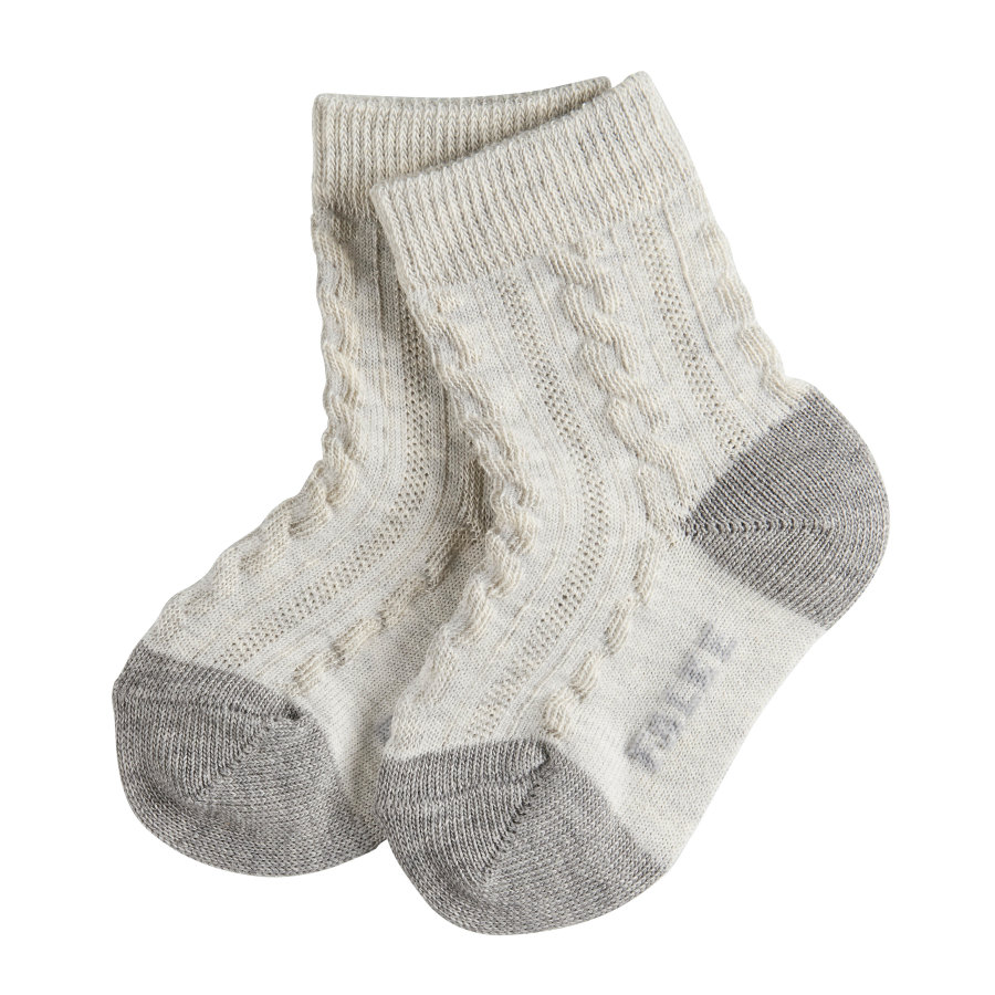 FALKE Socken Cable storm grey