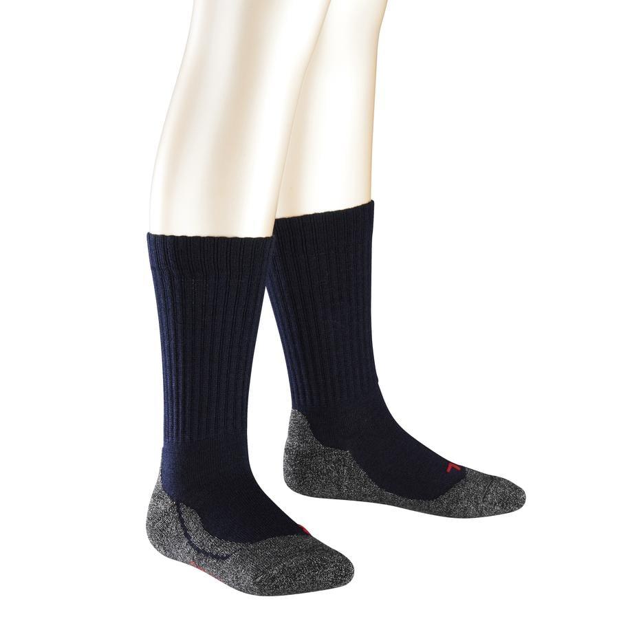 FALKE Chaussettes chaudes marines