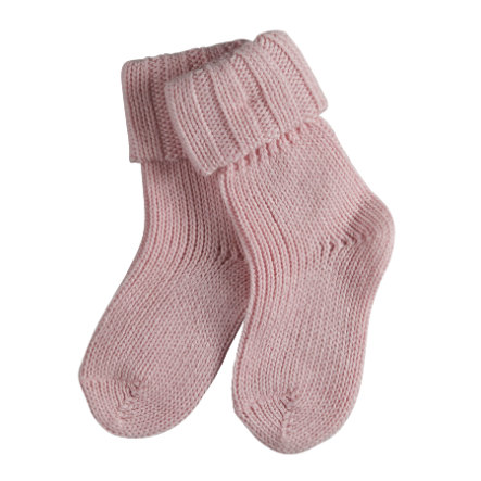 FALKE Girls Socken Flausch powderrose