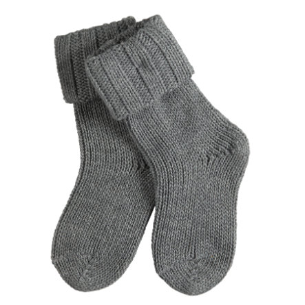 FALKE Socken Flausch light grey