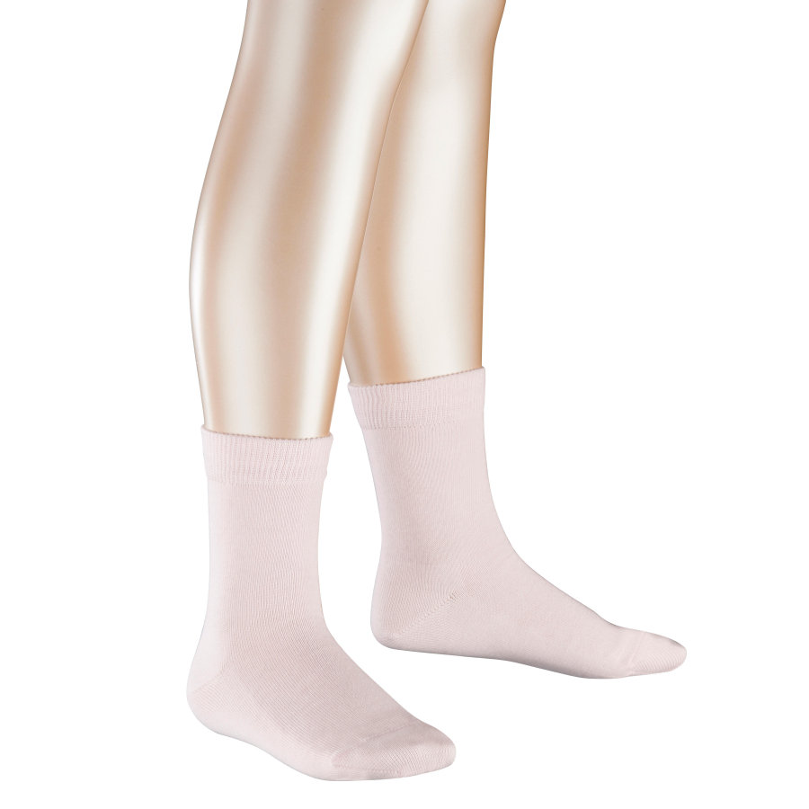 FALKE Girl s Calcetines Familia powderrose