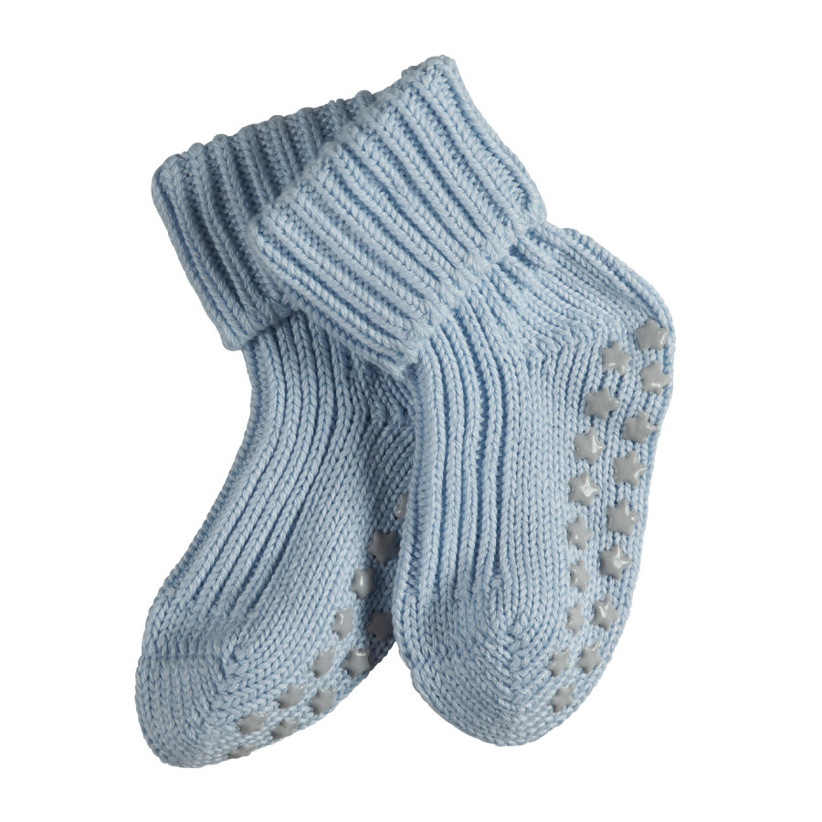 FALKE Boys Socken Catspads Cotton powderblue
