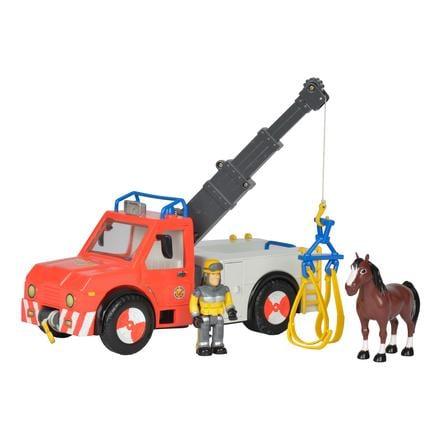 Simba Požárník Sam - Hasičský autojeřáb
