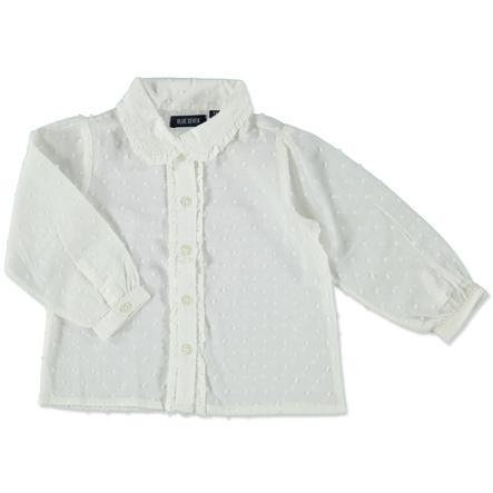 BLUE SEVEN Girl s camicetta bianca