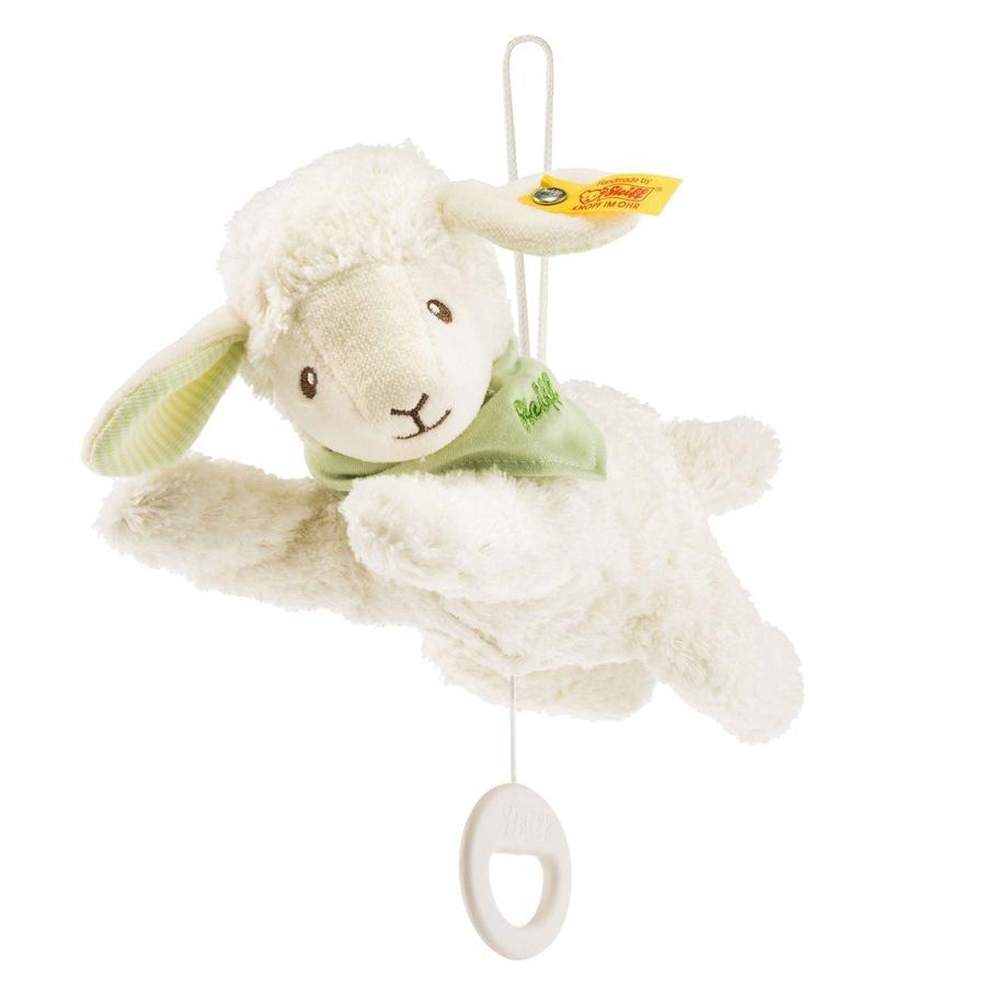 Steiff Baby Lenny Lamm Speldosa, 24 cm