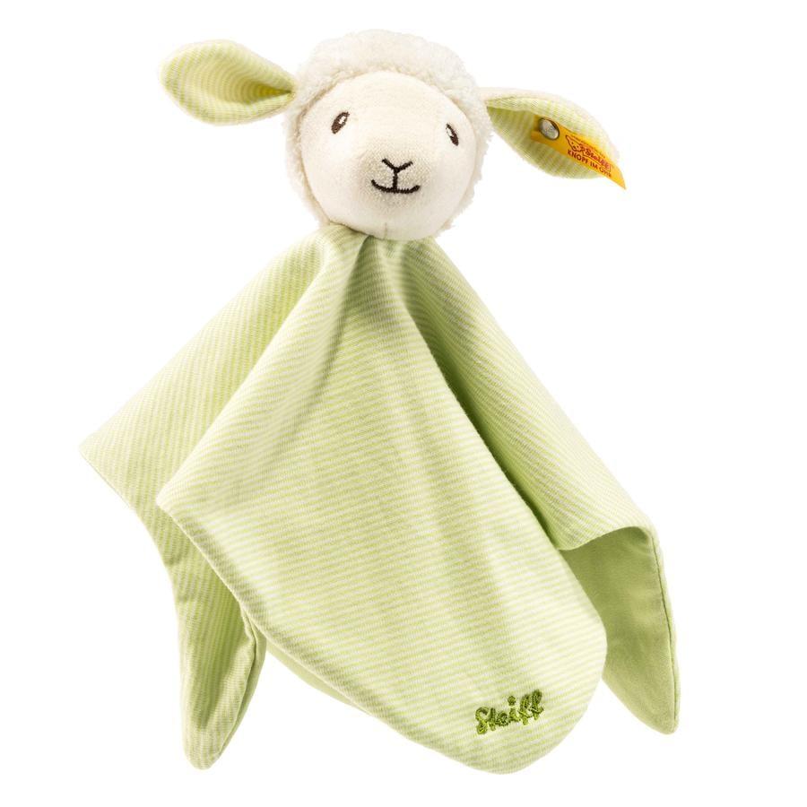 Steiff Baby Lenny Lamm Snuttefilt, 26 cm