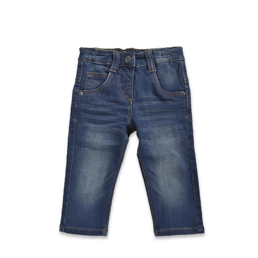 BLUE SEVEN Girl s Jeans bleu foncé