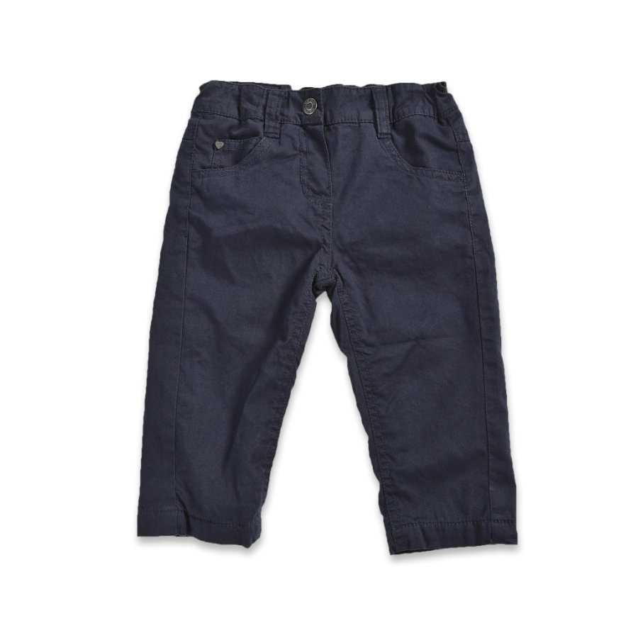 BLUE SEVEN Girl pantaloni s blu scuro