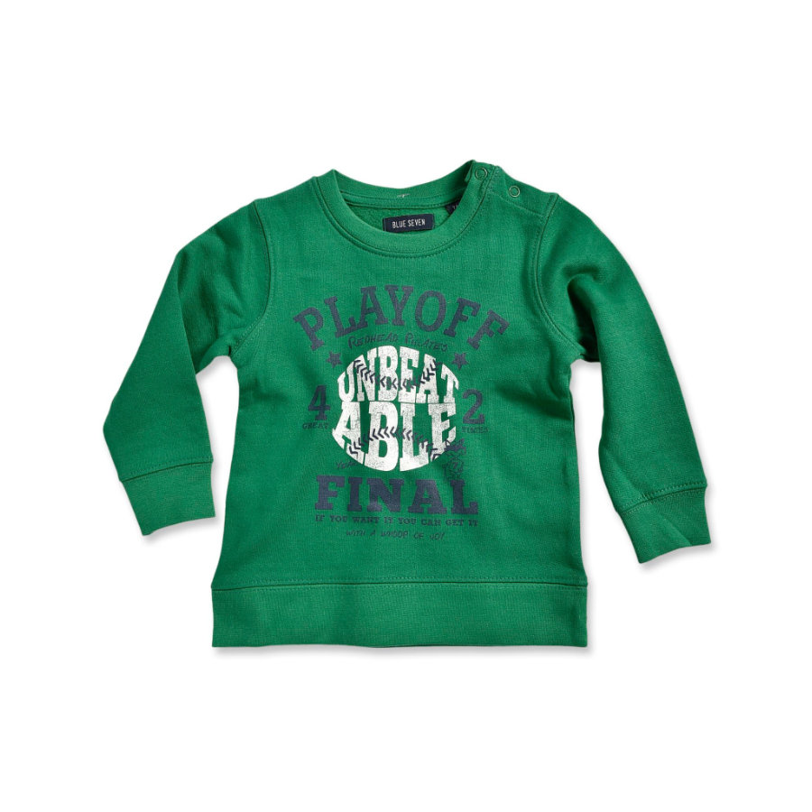 BLUE SEVEN Boys Sweatshirt grün