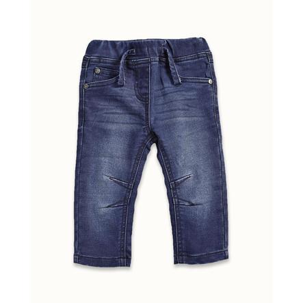 BLUE SEVEN  Chlapecké džíny slip-on tmavě modré