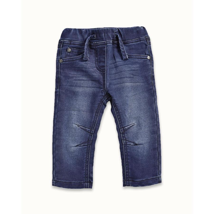 BLUE SEVEN Boys Slip dżinsy ciemnoniebieskie