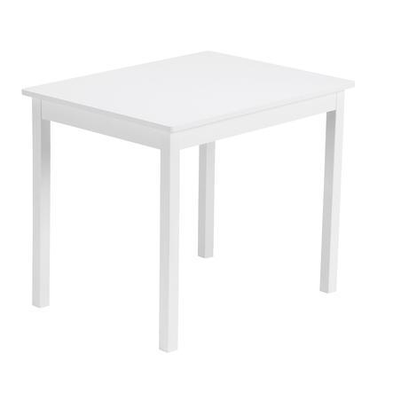 Kids Concept® Tisch Line weiß
