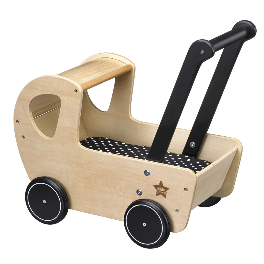 Kids Concept® Dukkevogn Neo - Natur