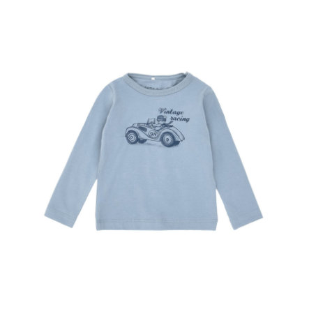 name it Boys Longsleeve Lars ashley blue