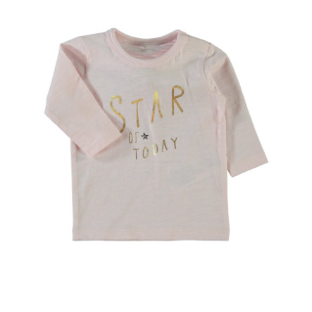 name it Girls Longsleeve Lone barely pink