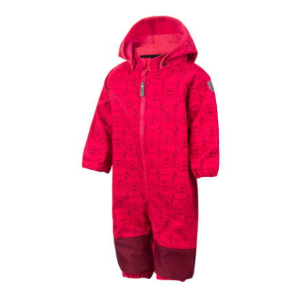 COLOR KIDS Overall Rojo Sparkling Cosmo