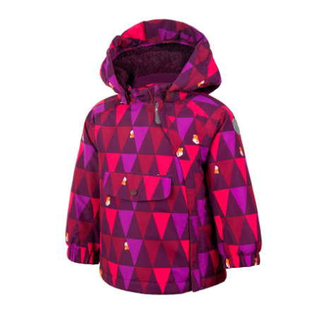 COLOR KIDS Jacke Ridoni Dark Purple