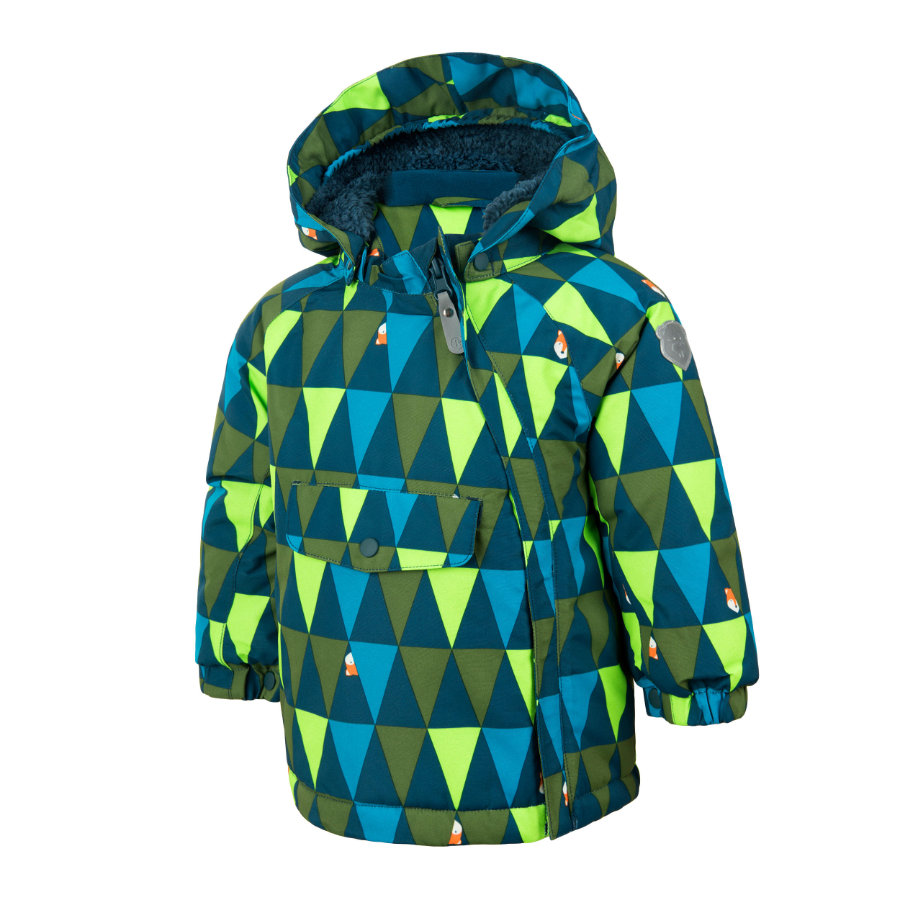 COLOR KIDS Jacke Ridoni Deep Ocean