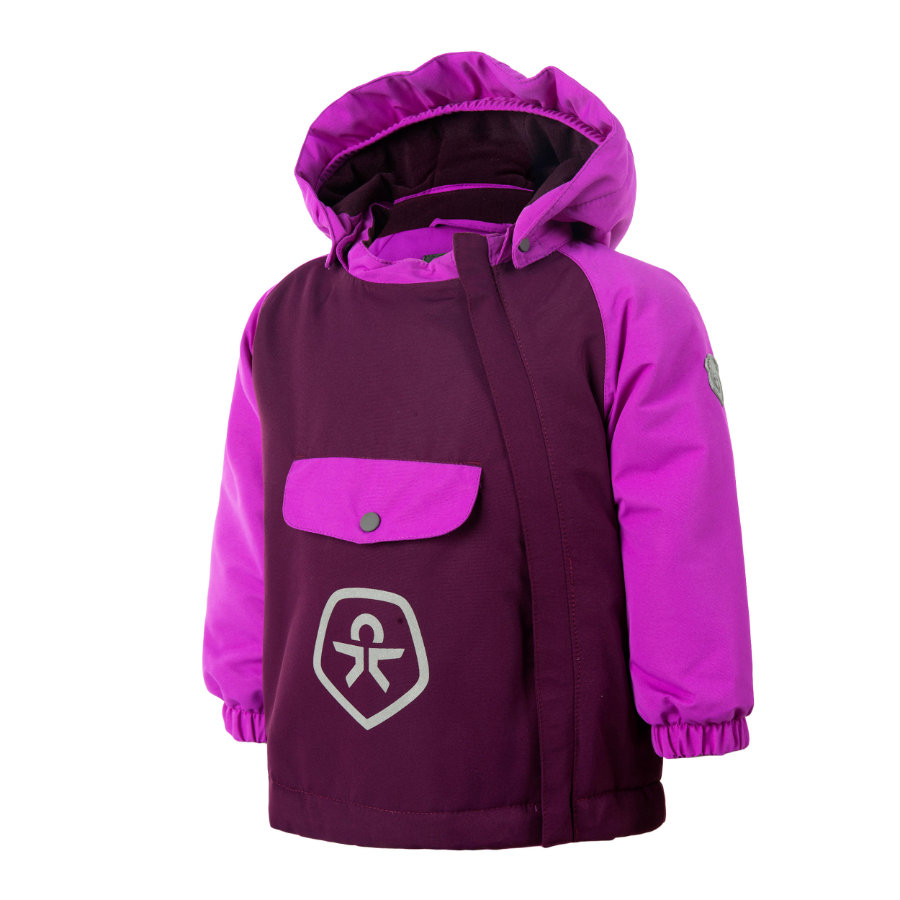 COLOR KIDS Skijas Raido Purple Cactus
