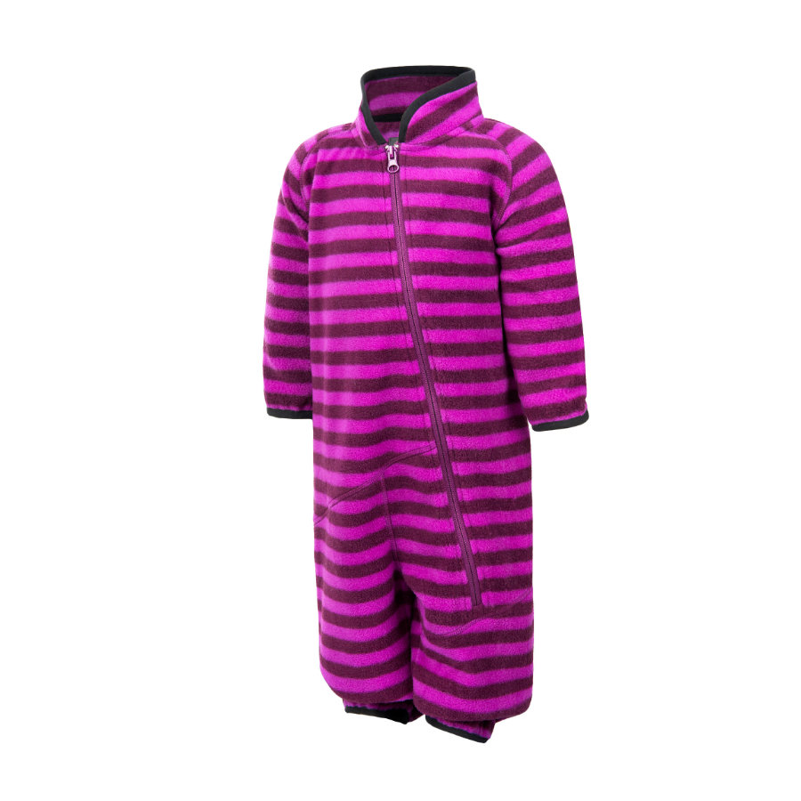 COLOR KIDS Fleeceoverall Rilion Dark Purple