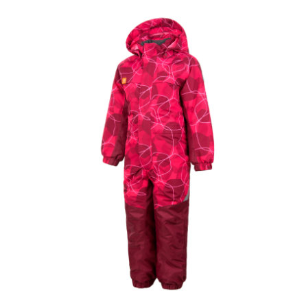 COLOR KIDS Overall Racco Beet Red