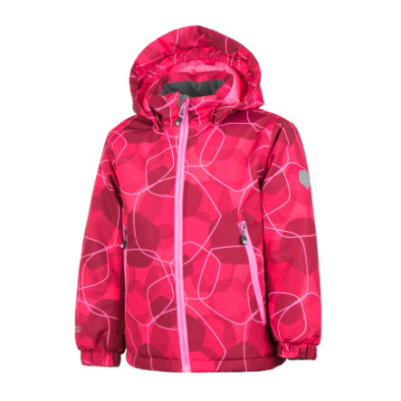 COLOR KIDS Jacke Rebel Beet Red