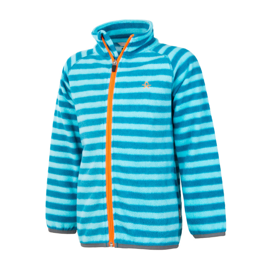 COLOR KIDS Fleecejacke Vilbur Turkish Tile