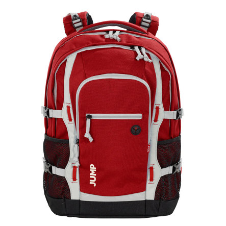 4YOU BTS Schulrucksack Jump - 292-49 Poppy Red