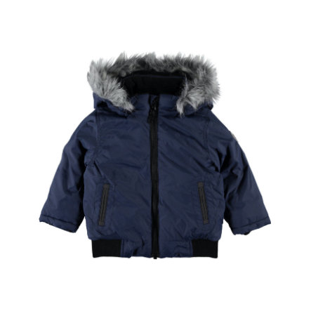 name it Boys Chaqueta Vestido Mocoon azul