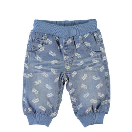 name it Boys Spodnie Karlo medium blue Denim