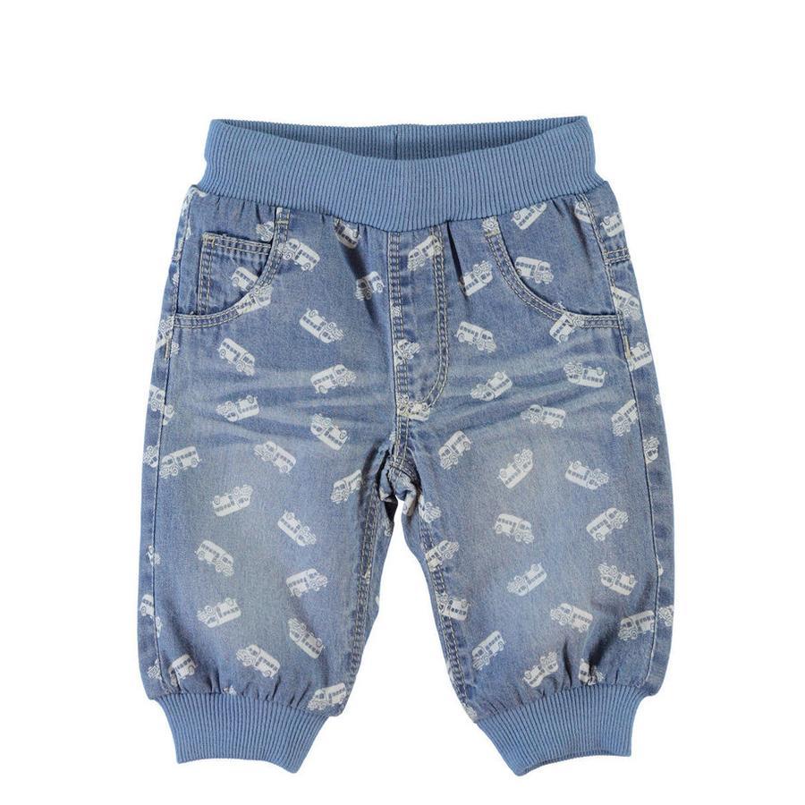 name it Boys Hose Karlo medium blue Denim