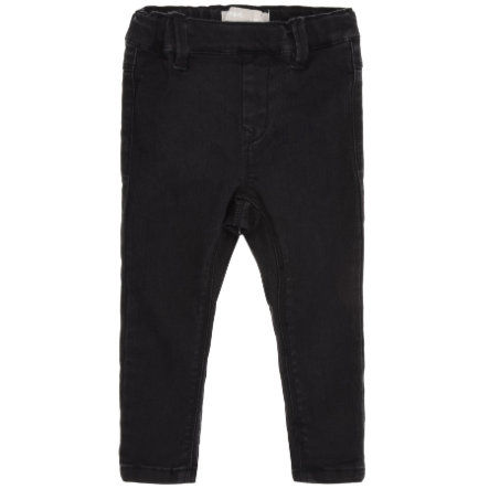 NAME IT Girls Spodnie Jeans Tea black Denim