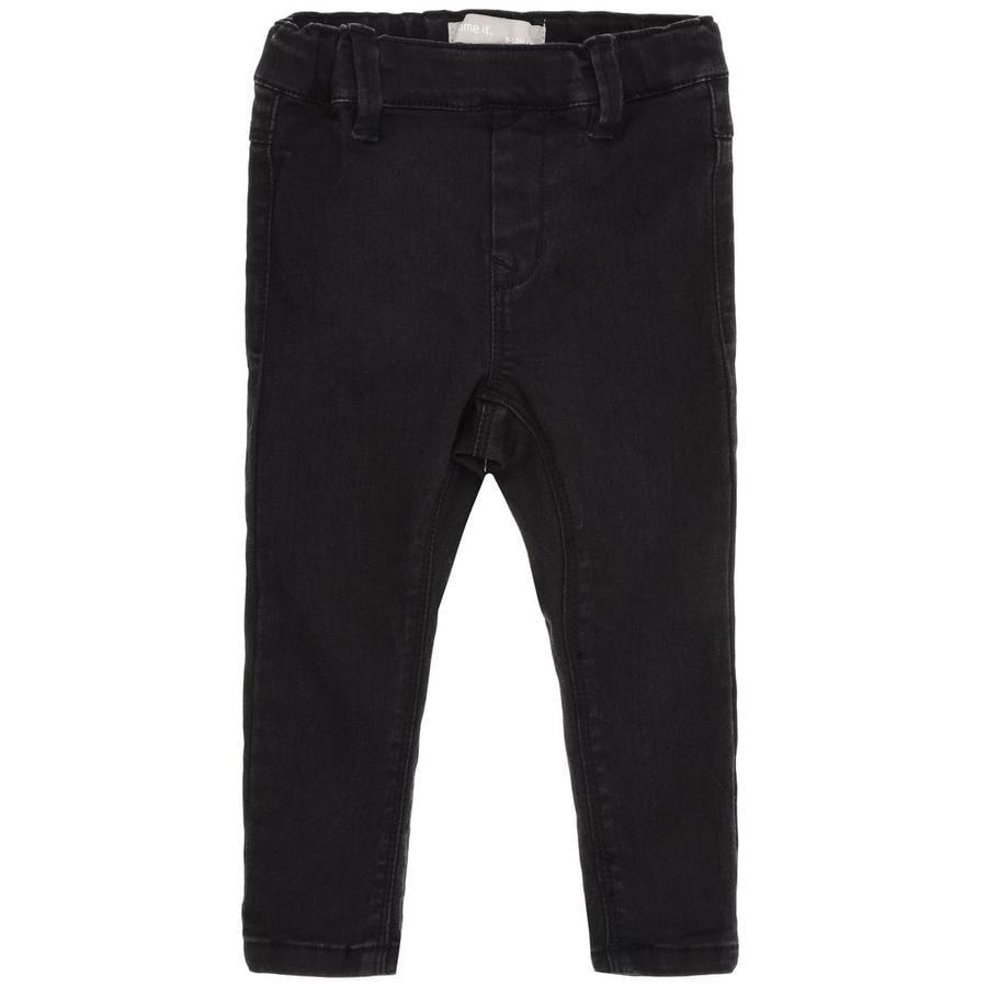 name it Jeans Tea black Denim
