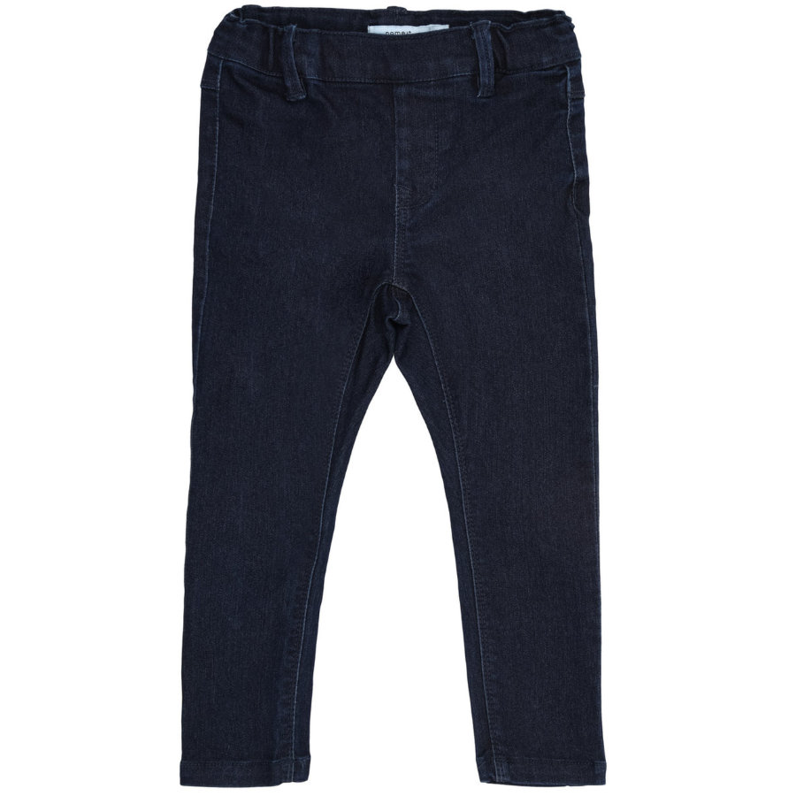 NAME IT Girls Spodnie Jeans LATIN dark denim