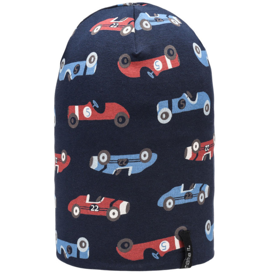 NAME IT Boys Czapka Moppy dress blues