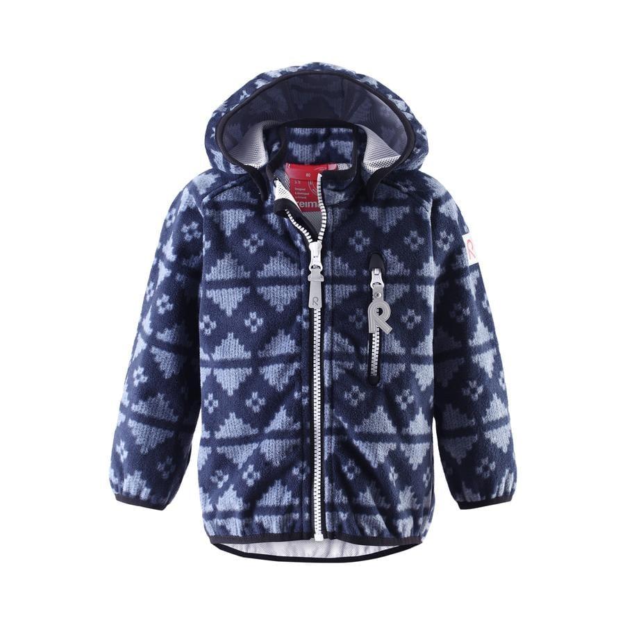 reima Soft veste coquillage AIE bleu
