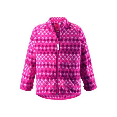 reima Fleecejacke Vemmel pink
