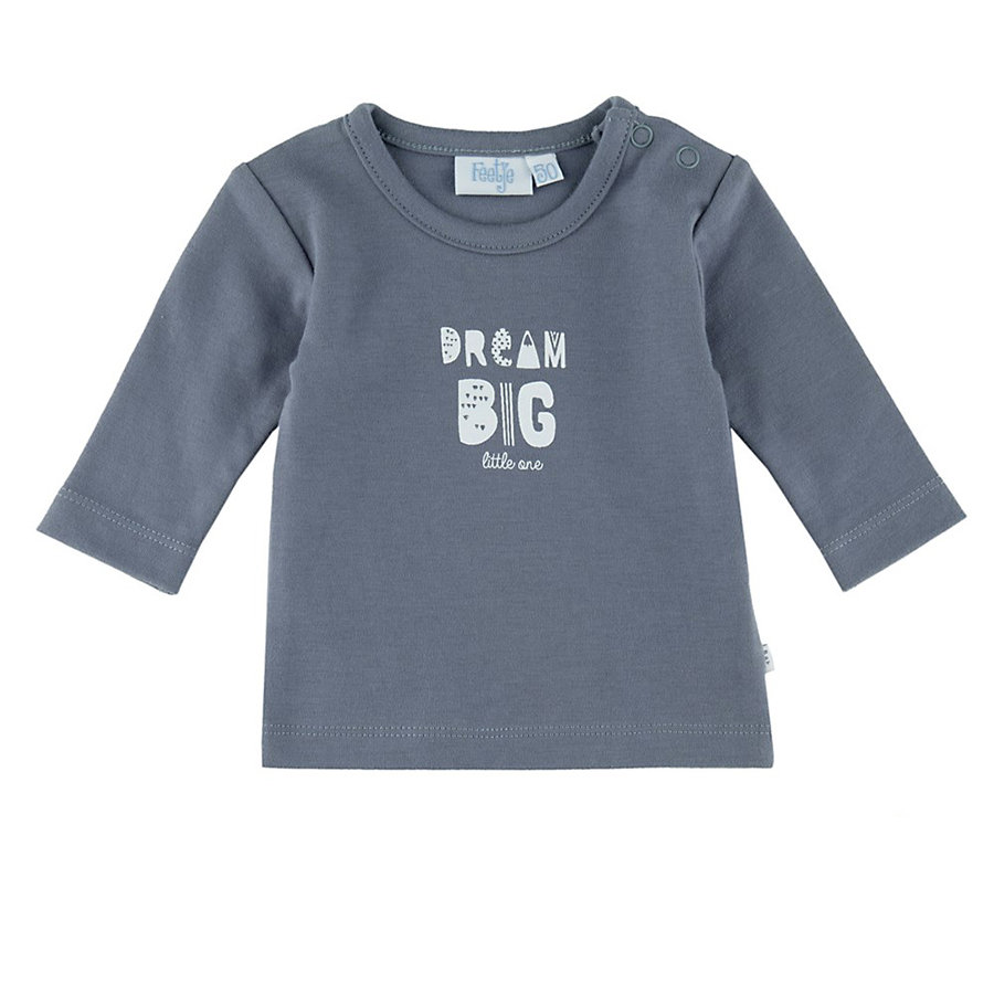 Feetje Girls Longsleeve Dream Big grau