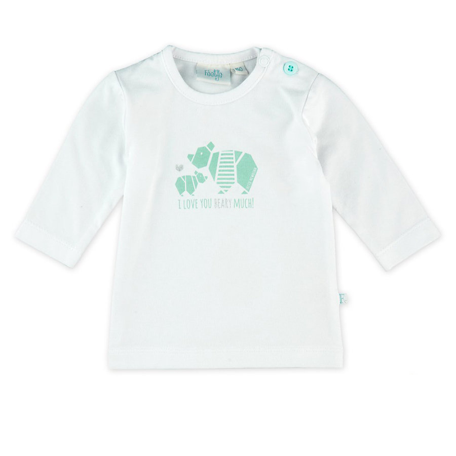 FEETJE Girls Longsleeve Happy wit
