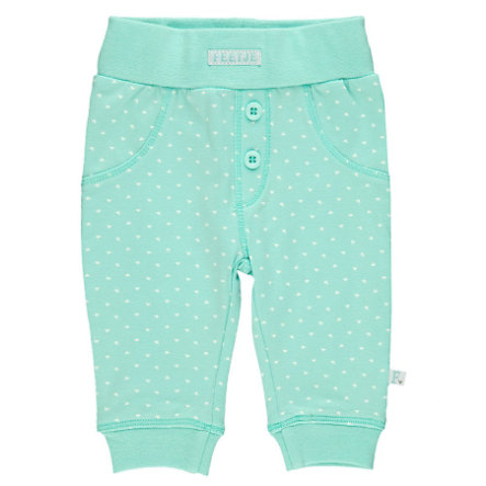 Feetje Girl s Pantalones de chándal Happy mint